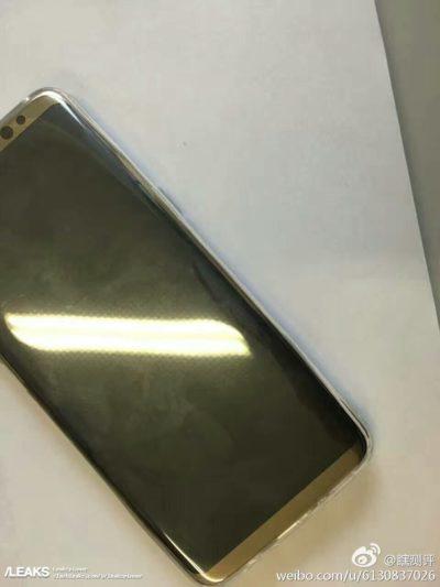 گلکسی S8 طلایی رنگ را در این سه تصویر جدید مشاهده کنید