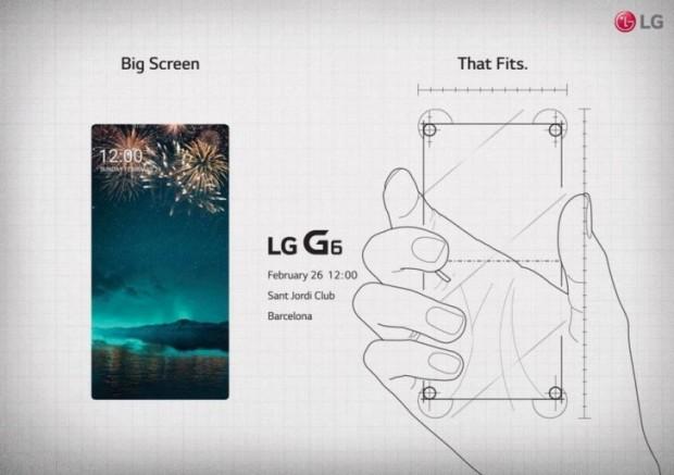 دعوتنامه ال جی برای نمایشگاه MWC و نشانههایی از گوشی LG G6