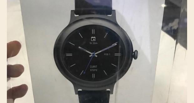 تصاویر جدیدی از ساعت هوشمند ال جی واچ استایل فاش شد