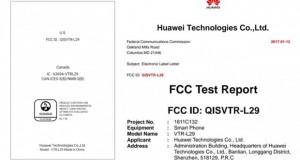 ظرفیت باتری هواوی پی 10 با دریافت تاییدیهی FCC برملا شد