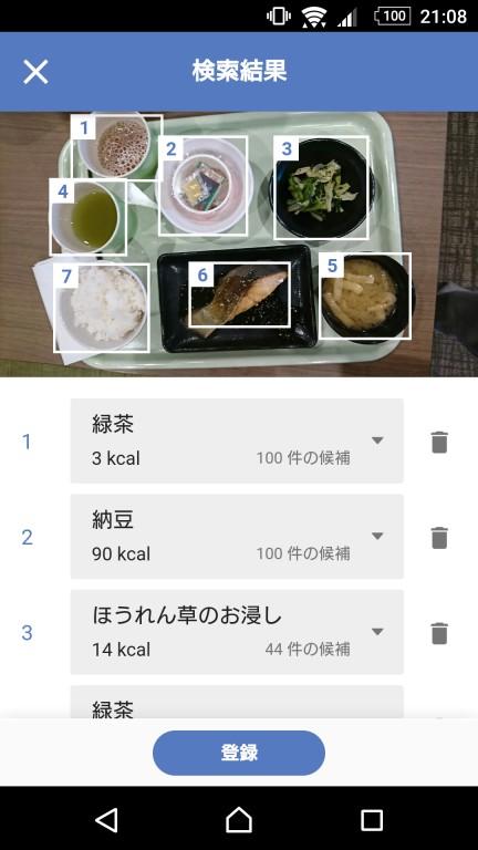 سونی اپلیکیشنی ساخته که از روی عکس غذا میتواند میزان کالری آن را تشخیص دهد