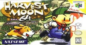 بازی 64 Harvest Moon