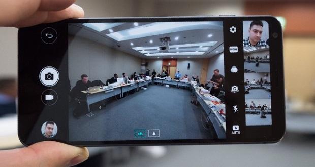 نمونه عکس های دوربین ال جی جی 6