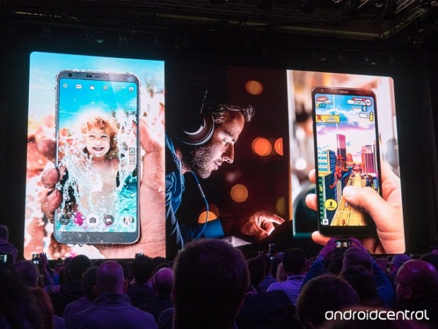 قابلیت های گوشی ال جی جی 6