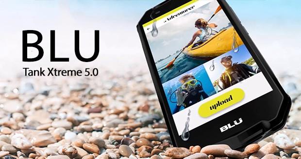 گوشی بلو تانک اکسترم 5.0