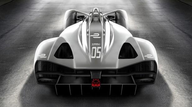 اتومبیل های فرمول E