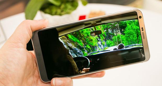 فروش ال جی G6 در روز اول رکورد زد؛ 20 هزار دستگاه در یک روز