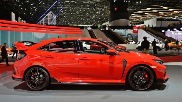 نسل جدید هوندا سیویک Type R