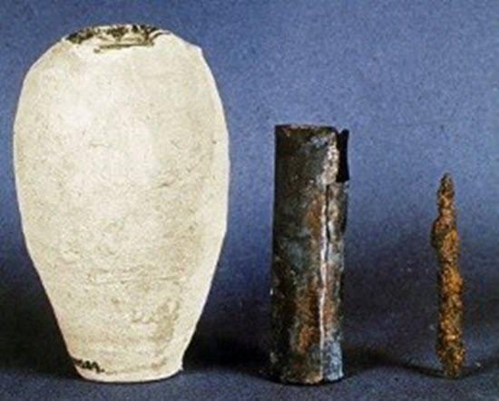 معماهای حل نشده توسط علم-باتری های بغداد