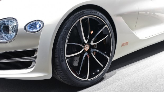 خودرو مفهومی بنتلی EXP 12 Speed 6e
