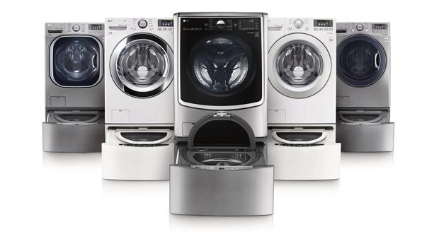 ماشین لباسشویی twinwash ال جی