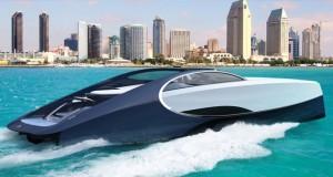 قایق لوکس بوگاتی Niniette66