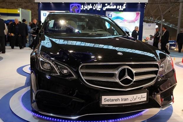 قرارداد بنز و ایران خودرو