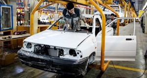 رشد تولید خودرو
