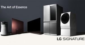 برند فوق پریمیوم LG Signature