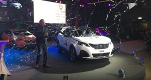 خودروی سال 2017 اروپا