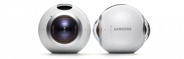 معرفی دوربین گیر 360 جدید
