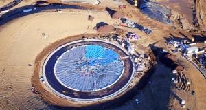 ویدیوی هوایی جدید آخرین پیشرفت های اپل پارک را نشان میدهد