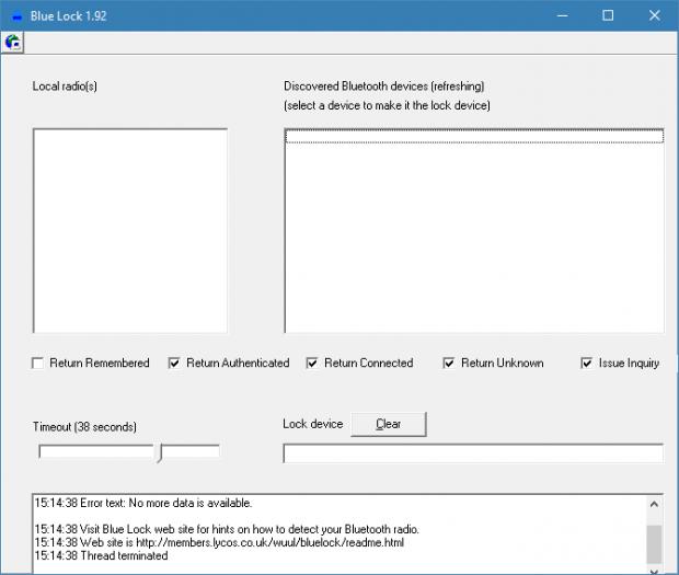 آموزش قفل خودکار ویندوز 7 و 8.1-نرم افزار Bluelock