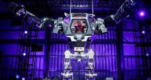 ربات غول پیکر مکانیکی