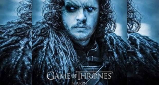 عکس ساختگی از Game of Thrones توسط طرفداران