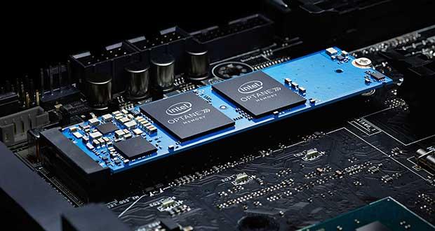 آغاز عرضهی حافظه های سه بعدی اپتین برای کامپیوترهای دسکتاپ اینتل