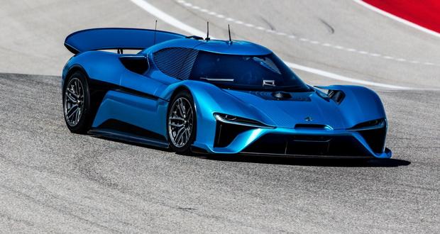 سریع ترین خودروی بدون راننده جهان