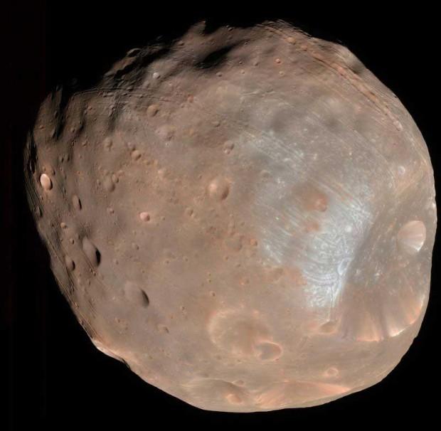 خطر برخورد ماهواره MAVEN مریخ با قمر فوبوس