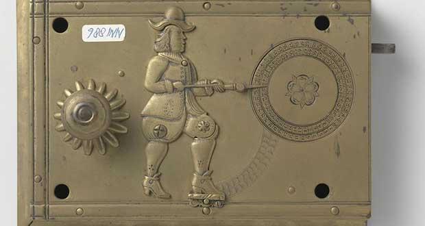 تکنولوژی قدیمی و پنهان در قفل هوشمند 340 ساله