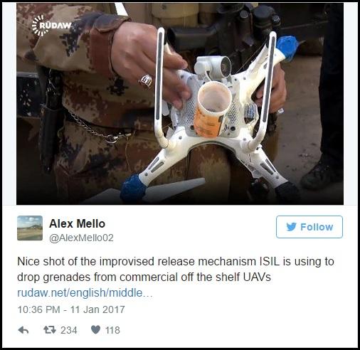 تکنولوژی ضد پهپاد Drone Guard
