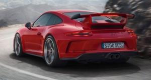 اتومبیل مسابقهای مدل GT3 پورشه 911