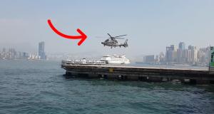 پرواز هلیکوپتر با پروانه ثابت