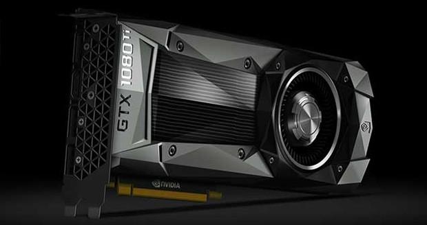 کارت گرافیک GeForce GTX 1080 Ti