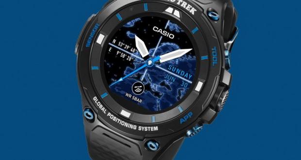 ساعت هوشمند Pro Trek WSD F20S