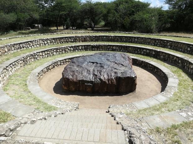 بزرگترین شهاب سنگ های کشف شده