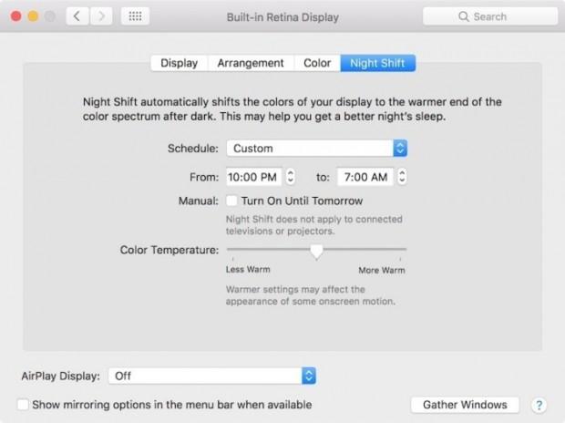 آپدیت macOS Sierra 10.12.4