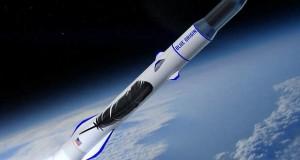 موشک مداری New Glenn