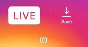 قابلیت ذخیره ویدیوهای لایو اینستاگرام