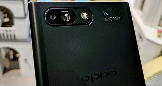دوربین اوپو 5x Dual Camera Zoom