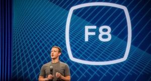 مارکت زاکربرگ در کنفرانس Facebook F8