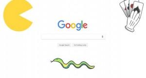بازی های آنلاین گوگل