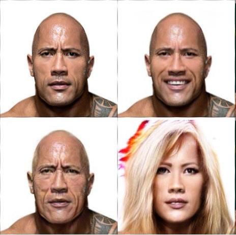 برنامه تغییر چهره FaceApp