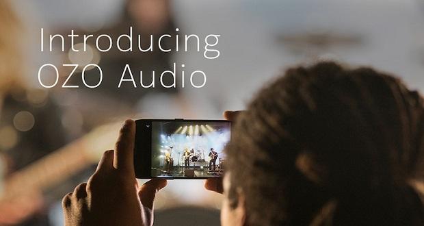تکنولوژی Nokia OZO Audio در نوکیا 9