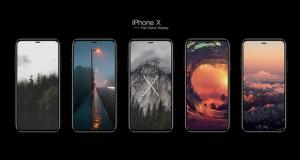 طرح اولیه آیفون 8 اپل توسط یکی از تامینکنندگان آن فاش شد
