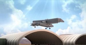 پرواز آزمایشی X-Plane