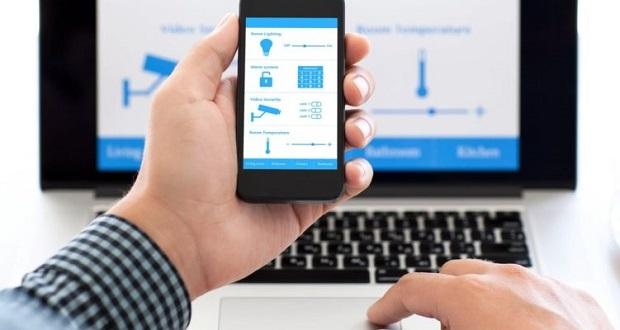 کنترل گوشی موبایل با کامپیوتر