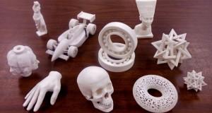 کاربردهای چاپگرهای سه بعدی