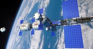 کارخانه های شناور در فضا