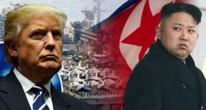 جنگ آمریکا و کره شمالی
