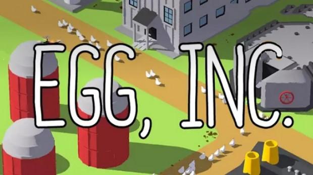 بازی Egg Inc